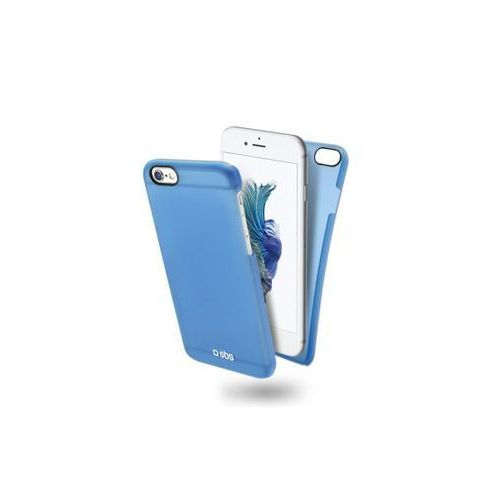 etui cover color feel do iphone 6s plus/6 plus niebieskie marki Sbs