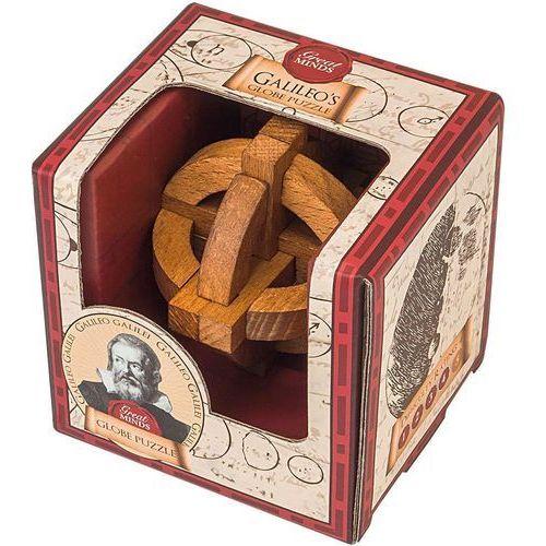 Professor puzzle Łamigłówka galileo's globe puzzle