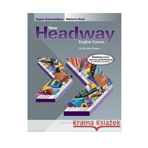 New Headway Upper-Intermediate Student's Book (0194358003)
