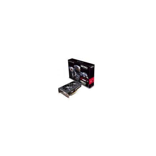 Karta graficzna Sapphire AMD RX 470 NITRO+ 4GB GDDR5 (256 Bit) DVI, 2xHDMI, 2xDP, BOX (11256-01-20G) Darmowy odbiór w 20 miastach! z kategorii Karty graficzne