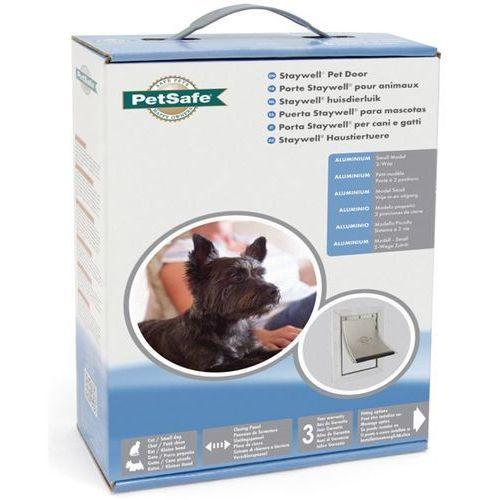 Aluminiowe przejście PetSafe dla kotów i psów