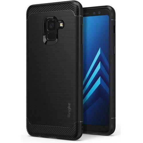 Etui Ringke Onyx Samsung Galaxy A8 2018 Black, 38999