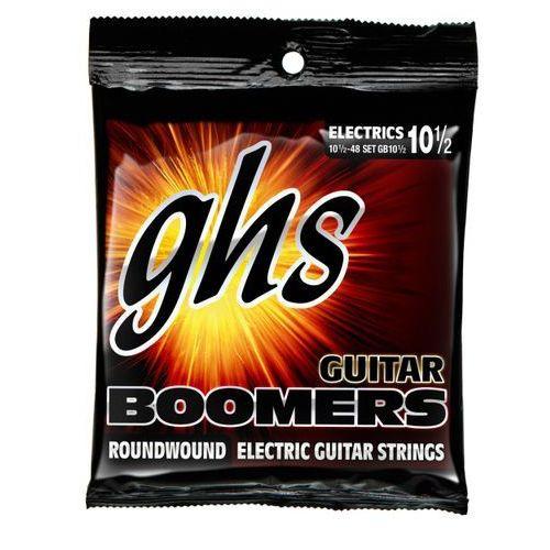 guitar boomers struny do gitary elektrycznej, light plus,.0105-.048 marki Ghs
