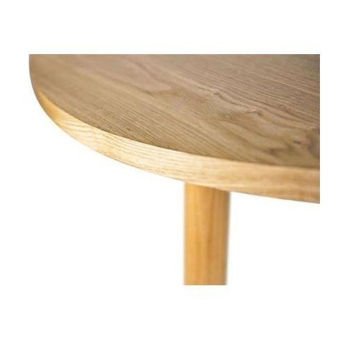 Stół Copine 80 z blatem imitującym drewno