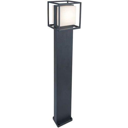 Lutec Cruz antracyt led 13w wys.75cm. ip54 3000k lampa ogrodowa stojąca 7199201118 (6939412079943)