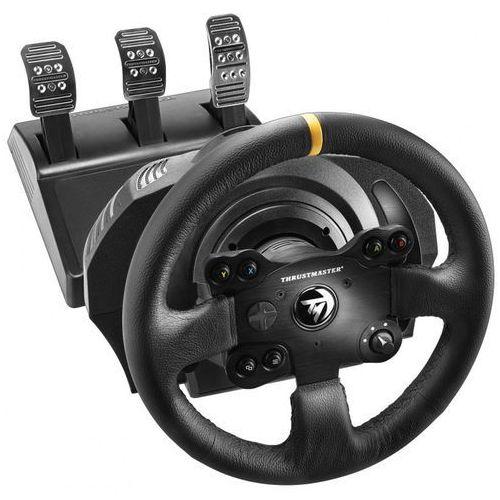 Kierownica Thrustmaster TX Racing Wheel Leather Edition (4460133) Darmowy odbiór w 21 miastach! (3362934402150)