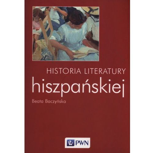 Historia Literatury Hiszpańskiej, Beata Baczyńska