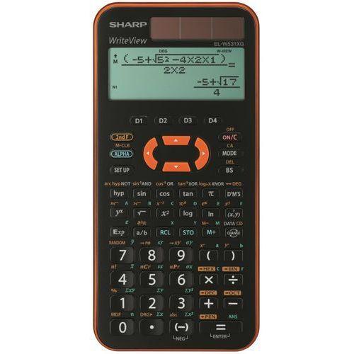 Kalkulator el-w531xg-yr darmowy odbiór w 21 miastach! marki Sharp