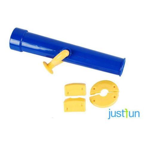 Teleskop - niebiesko-żółty
