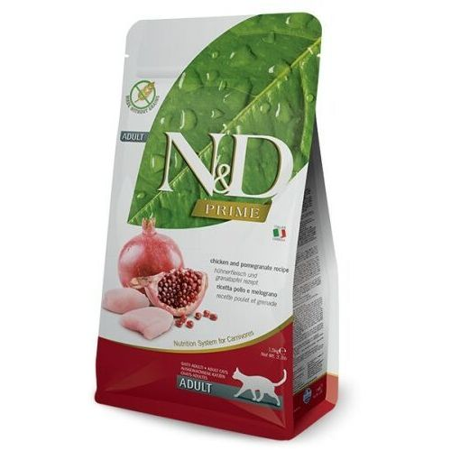 Nd grain free kitten 1,5kg chicken pomegranate natural delicious marki Farmina