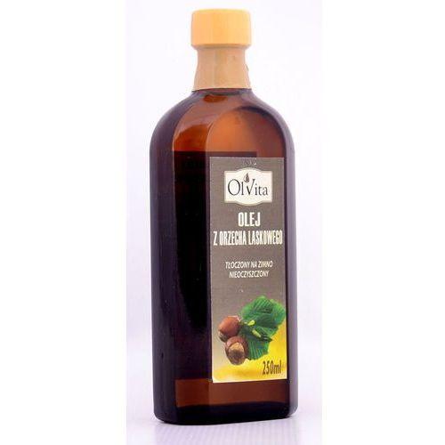 Olej z orzechów laskowych tłoczony na zimno 250ml - Olvita