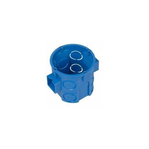 Puszka podtynkowa 60mm głęboka niebieska S60D 34057203 (5907813201400)