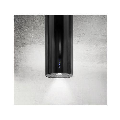 Okap naścienny Aria Czarny 40 cm, 635 m3/h