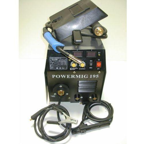 SPAWARKA INWERTER POWERMIG 195 (spawarka inwertorowa)