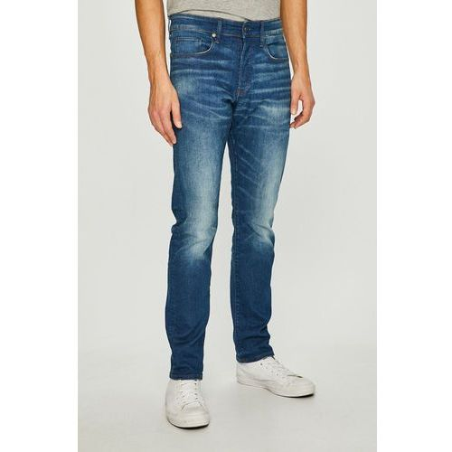 - jeansy 3301 marki G-star raw
