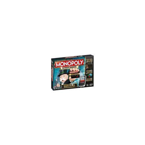 OKAZJA - Hasbro Monopoly ultra banking
