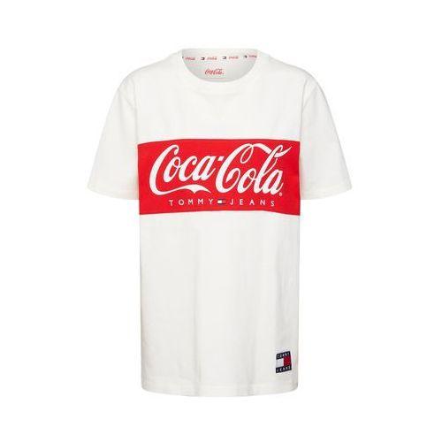 Tommy Jeans Koszulka 'TOMMY X COCA-COLA' czerwony / biały, w 5 rozmiarach