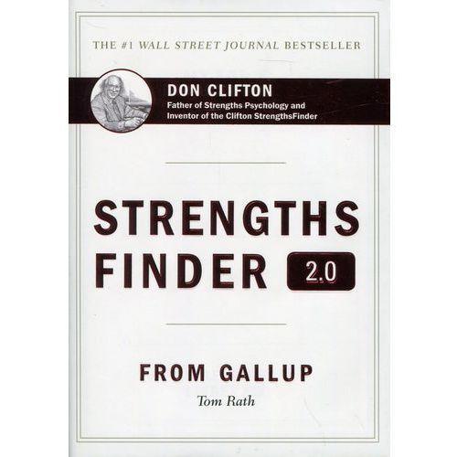 Strengths Finder 2.0, oprawa twarda
