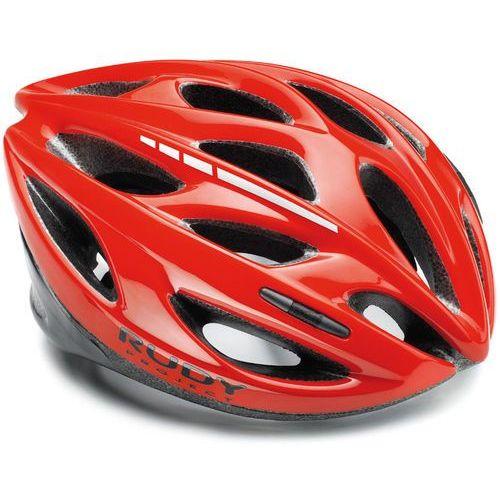 Rudy Project Zumy Kask rowerowy czerwony S-M   54-58cm 2018 Kaski rowerowe