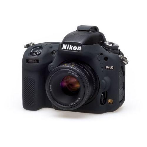EasyCover osłona gumowa dla Nikon D750 czarna, EC_D750B