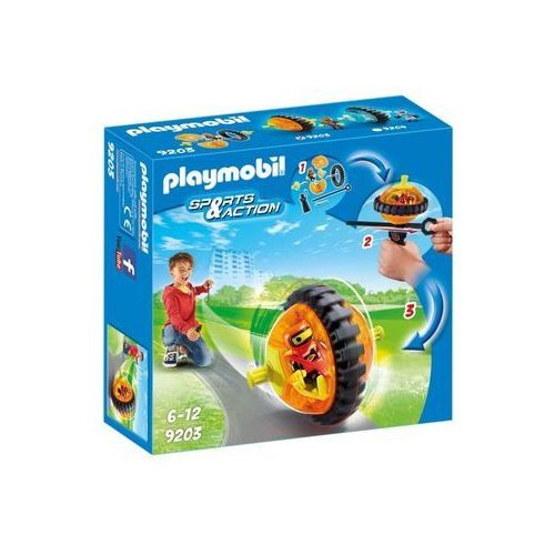 Playmobil SPORTS & ACTION Speed roller orange 9203