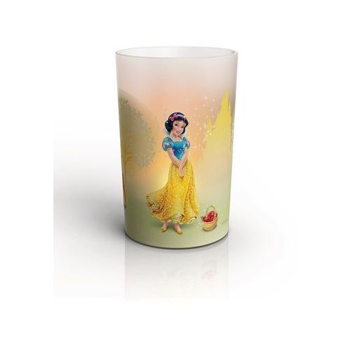Philips 71711/01/16 - LED Lampa stołowa CANDLES DISNEY SNOW WHITE LED/0,125W