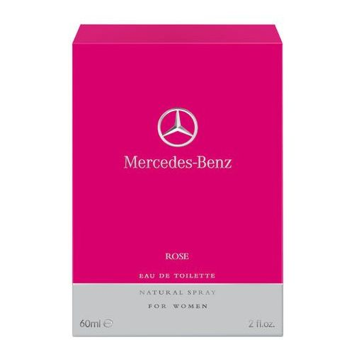 Toaletowa woda Mercedes-Benz Rose 60ml