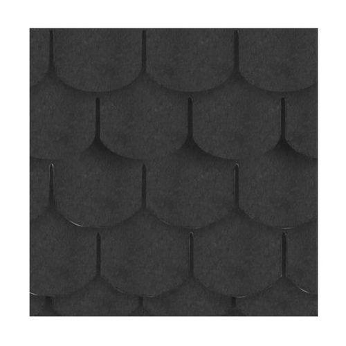 Izolmat Gont bitumiczny karpiówka grafitowy 3 m2 (5903874203537)