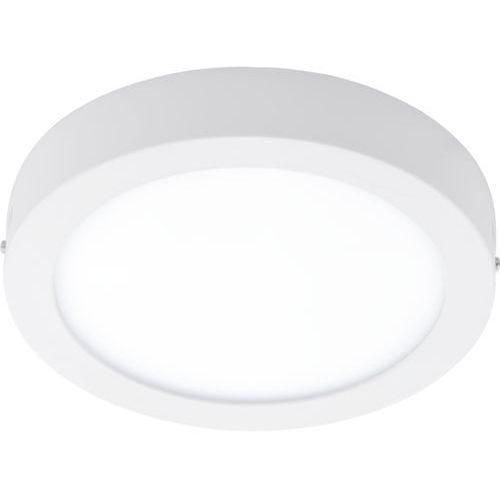 Plafon Eglo Fueva 1 96168 lampa sufitowa oprawa downlight oczko 1x22W LED biały okr., 96168