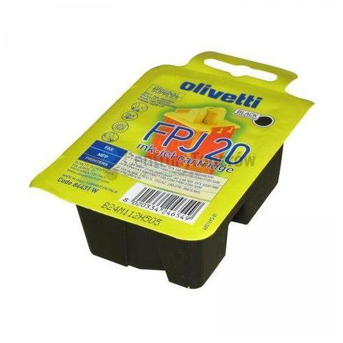oryginalny ink 84431, black, 500s, olivetti jp-150, 190, 192, 250, 270, 350sw, 360, 450, fpj20 marki Olivetti