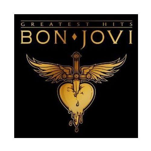 BON JOVI - GREATEST HITS-ULTIMATE COLLECTION (POLSKA CENA) - Album 2 płytowy (CD) z kategorii Pop