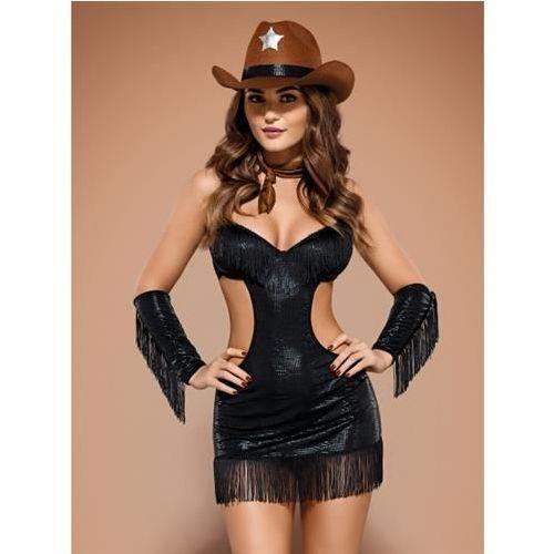 Obsessive (pol) Sheriffia kostium l/xl