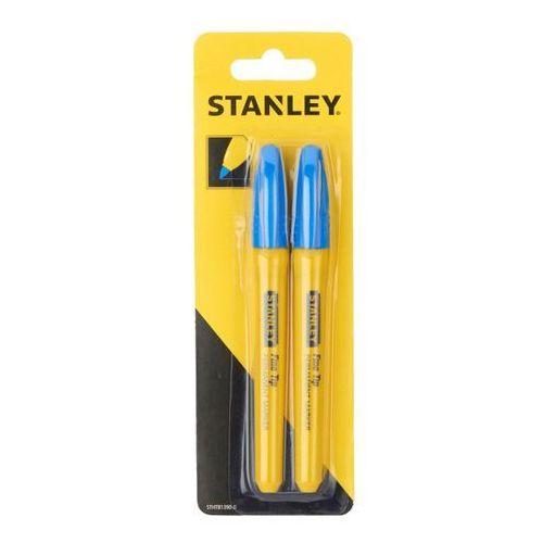 Stanley Marker fine tip niebieski x 2