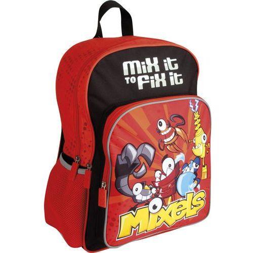 Plecak szkolny MX-01 Mixels + kolorowanka (5901137095646)