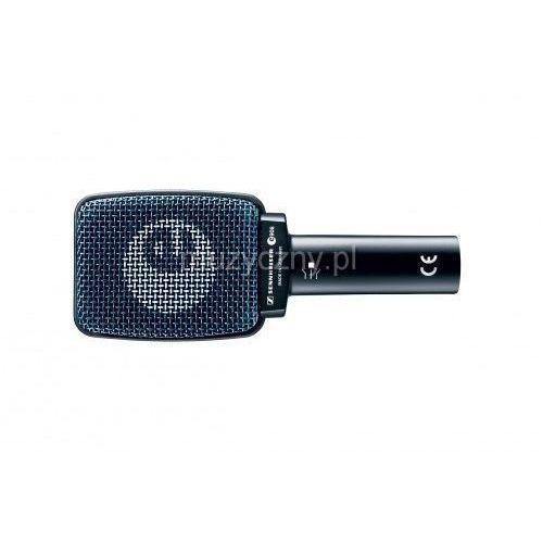 e-906 mikrofon dynamiczny marki Sennheiser