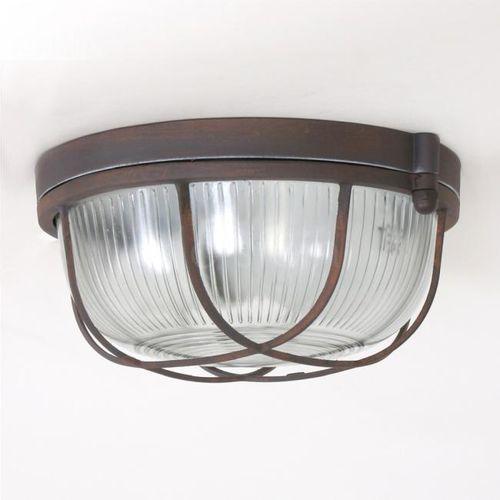 Steinhauer mexlite lampa sufitowa brązowy, 1-punktowy - klasyczny/przemysłowy - obszar wewnętrzny - mexlite - czas dostawy: od 2-3 tygodni (8712746114966)