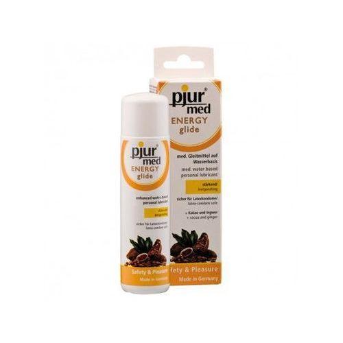 Żel pobudzający pjur med energy glide 100 ml   100% dyskrecji   bezpieczne zakupy marki Pjur (ge)
