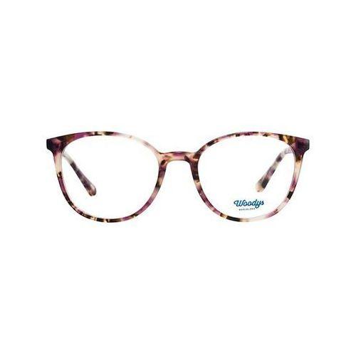 Okulary korekcyjne lime 04 marki Woodys barcelona