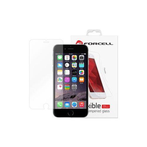 Apple iPhone 6 - szkło hartowane Forcell Flexible Glass