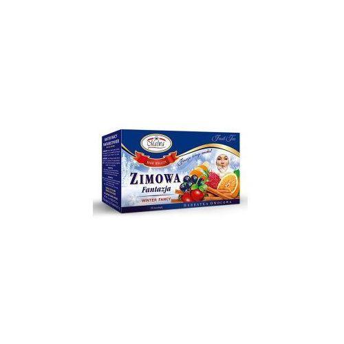 Herbata ZIMOWA FANTAZJA 25*2g MALWA, 34MALHERZM
