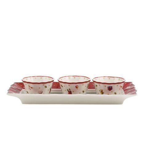 - mariefleur basic gifts świecznik / wazon duży wymiary: 20x7,3 cm marki Villeroy & boch
