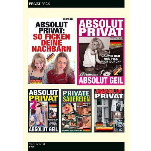 Bb-video Privat pack 5 pcs