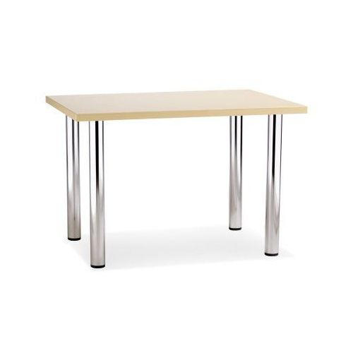 Stół KAJA 500 TABLE chrome