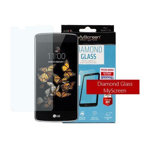 Myscreen protector Lg k8 - szkło hartowane diamond glass