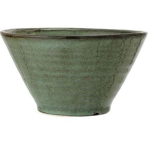 Bloomingville Osłonka na doniczkę 22 cm zielona (5711173195657)
