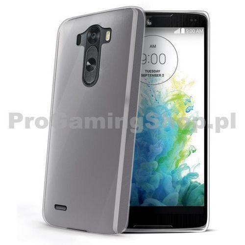 Silikonowe etui Celly Premium GelSkin do LG X Screen - K500n, Transparent (Futerał telefoniczny)