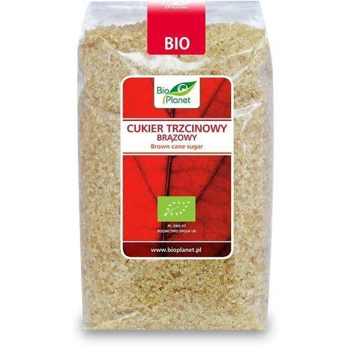 Bio Planet: cukier trzcinowy brązowy BIO - 500 g (5907814662606)