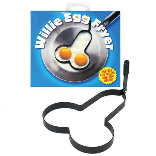 Spencer & fleetwood Foremka do smażenia jajek w kształce penisa - rude shaped egg fryer willie