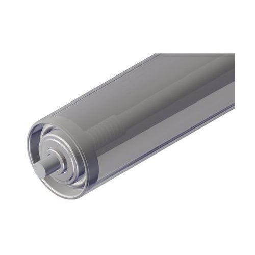 Rolka nośna ze stali, Ø rolki 50 mm, oś sprężynowa, dł. 1000 mm. Do przenośników