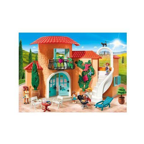Playmobil FAMILY FUN Słoneczna willa wakacyjna 9420